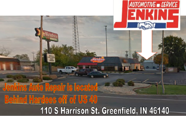 Greenfield Indiana Best Car Repair shop